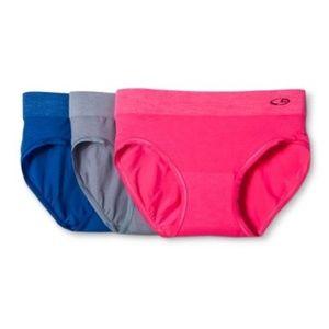 Champion Intimates & Sleepwear - Women's Seamless Performance Sport Briefs 3pk